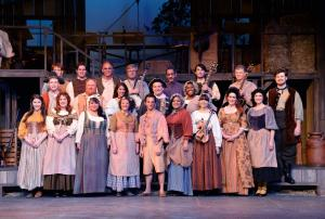 The Robber Bridegroom - New Stage Theatre 2016
