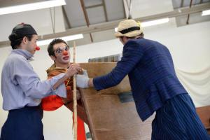 Clown Performance Lab - Dell'Arte 2014