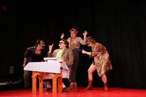Commedia - Dell'Arte 2014