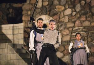 Richard III, South Dakota Shakespeare Festival