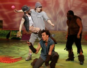 Seussical - WBT 2011