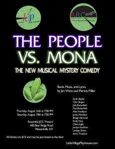 The People vs. Mona, LVP